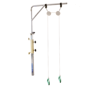Medical pulley rehabilitation equipment