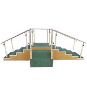 Medical walking rehabilitation equipment stairs