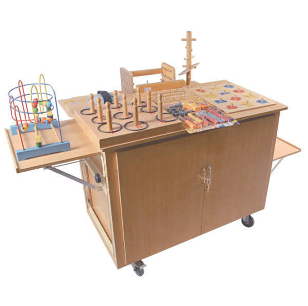 finger rehabilitation Medical OT table cerebral palsy rehabilitation equipment