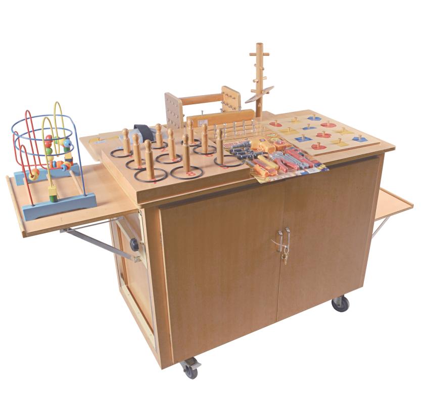Medical OT table cerebral palsy rehabilitation equipment