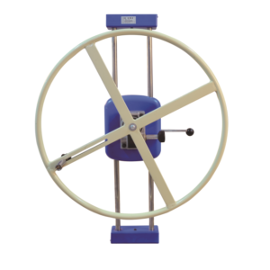 Medical rehabilitation equipment shoulder wheel