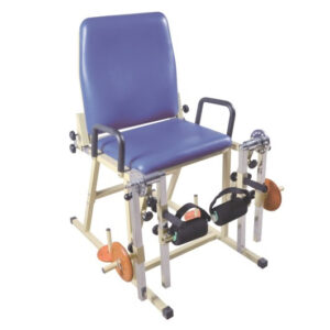 Medical quadriceps chair rehabilitation product