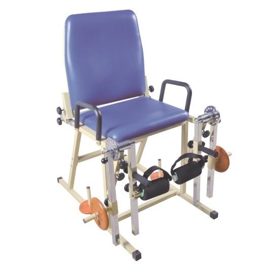 quadricep rehabilitation chair