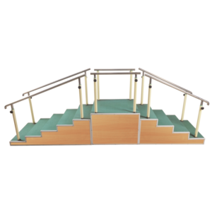 Medical two-way rehabilitation equipment stairs