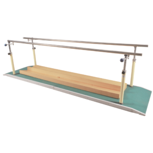 Medical rehabilitation equipment parallel bars