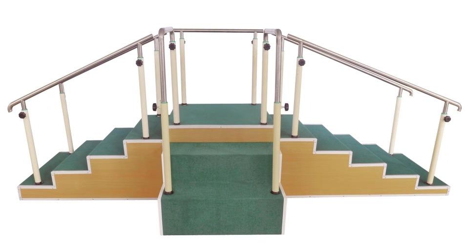 Medical walking rehabilitation equipment stairs