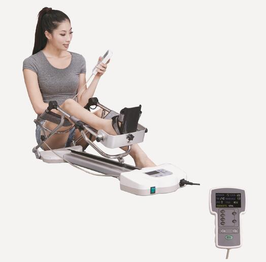 Knee CPM machine rehabilitation training machine