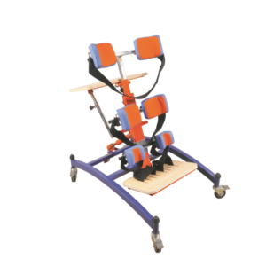 Medical children tilt standing frame physiotherapy equipments