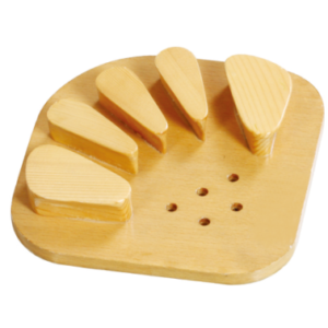 Finger correction board Occupational therapy equipment
