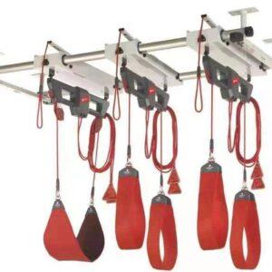 Rehabilitation center suspension frame for clinic