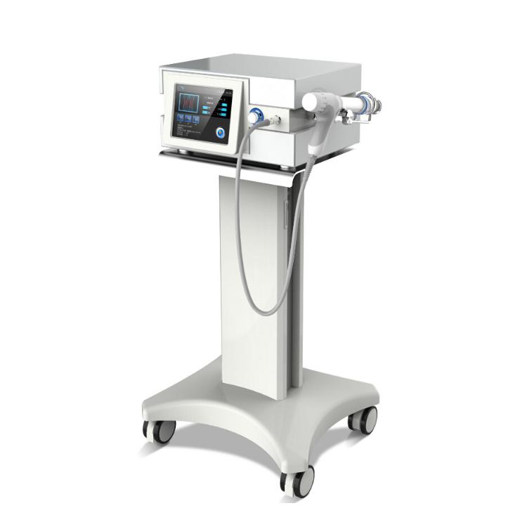 Medical shock wave machine rehabilitation therapy machine