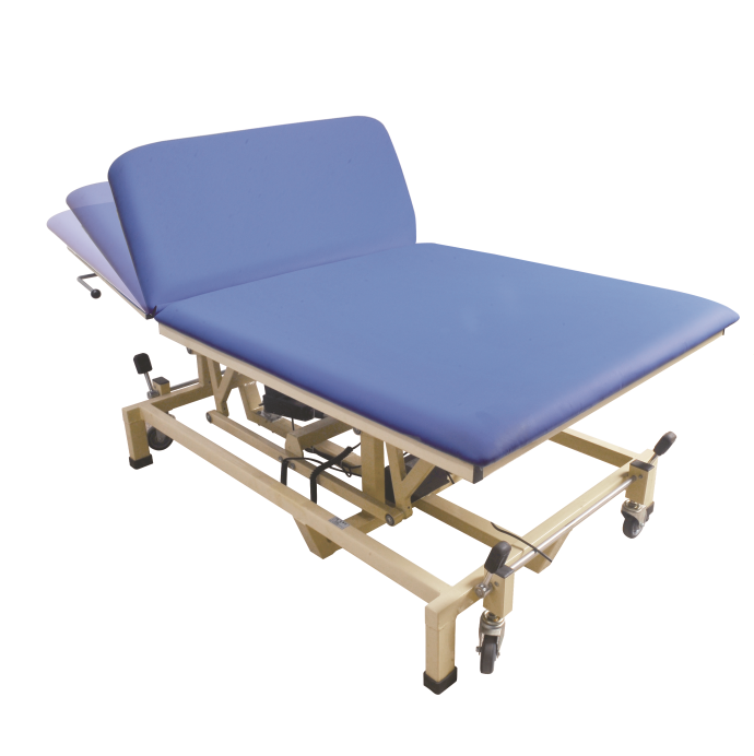 Medical electric physiotherapy rehabilitation table