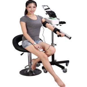 Rehabilitation center shoulder and elbow CPM rehabilitation machine