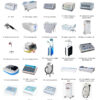 physiotherapy equipment list with pictures